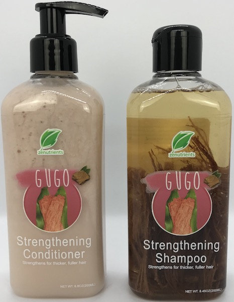 Zenutrients Gugo Shampoo and Conditioner