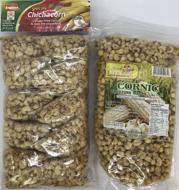 Chichacorn and Cornic