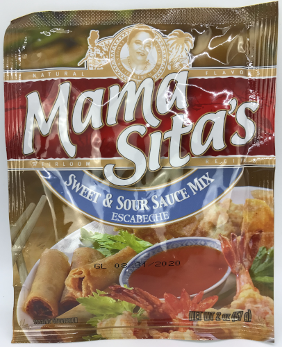 Mama Sita's Sweet and Sour Sauce Mix (Escabeche)