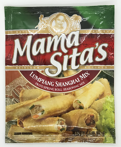 Mama Sita's Lumpia Shanghai Fried Spring Roll Mix
