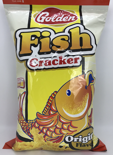 Narita Golden Fish Cracker Original Flavor