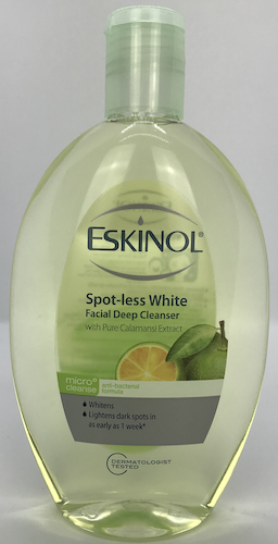 Eskinol Spot-less White Facial Cleanser with Calamansi Extract