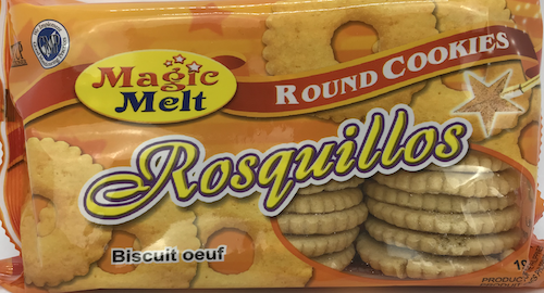 Magic Melt Rosquillos (Round Cookies)