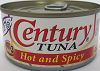 Century Tuna Flakes Hot and Spicy