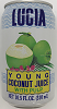 Lucia Young Coconut Juice with Pulp