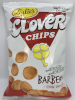 Leslie's Clover chips, Barbecue Flavor